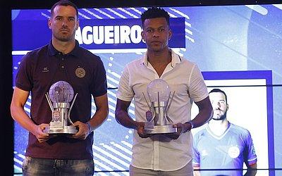 Lucas Fonseca e Edcarlos formam a zaga da seleção