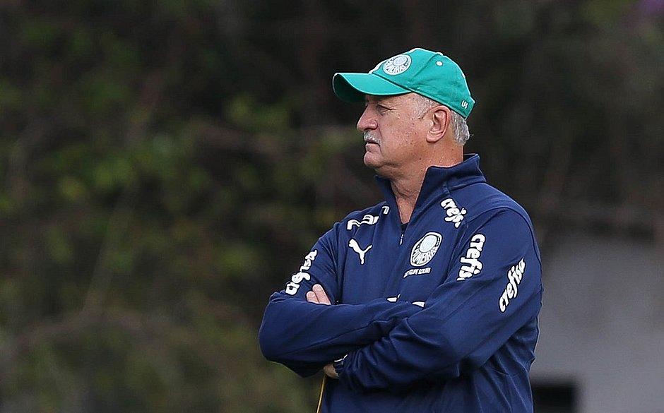 Felipão é demitido do Palmeiras