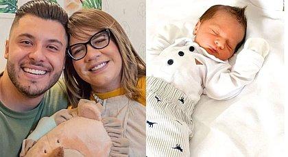 Marília Mendonça relata percalços para amamentar seu primeiro filho