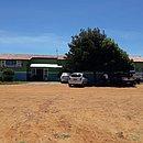 Posto de Saúde do município de Mansidão, onde não existe nenhum hospital