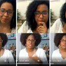 Primeira live do programa Conexões Negras
