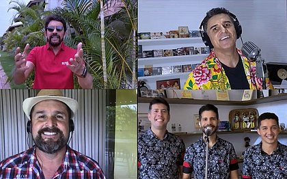 São João será comemorado com maratona de lives promovidas pelo CORREIO