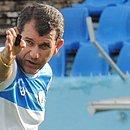 Claudio Tencati foi treinador do Londrinadurante sete temporadas seguidas e no ano passado treinou o Atlético-GO
