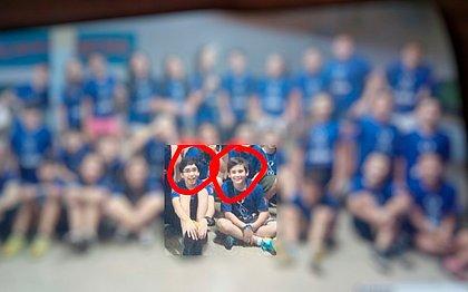 Os dois alunos mortos no ataque