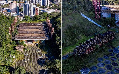 Em ruínas: Museu de Ciência e Tecnologia está abandonado desde 2018