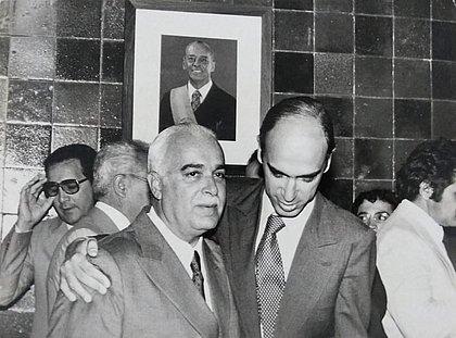 Antônio Carlos Magalhães e Marco Maciel militaram juntos nas grandes causas nacionais