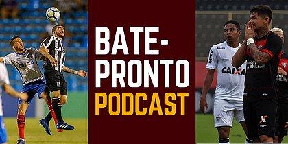 Podcast #56: novo esquema do Bahia e garotos do Vitória
