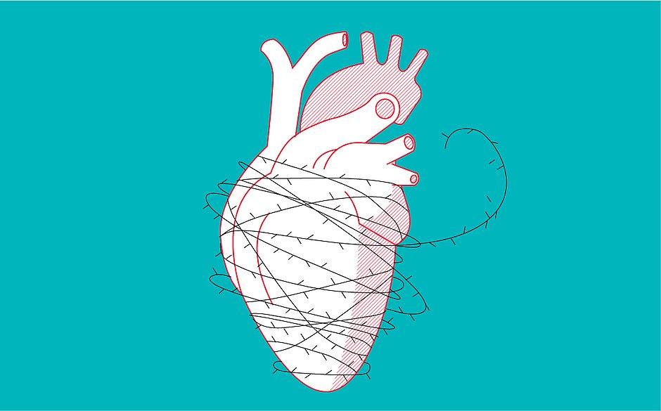 É preciso perdoar: ciência confirma ligação da mágoa com infarto