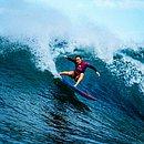 Carissa Moore conquista o título na última etapa do Circuito Mundial de surfe