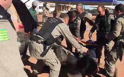 Vídeo mostra momento da prisão de Lázaro Barbosa; assista