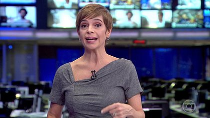 Renata Lo Prete critica Pazuello no Jornal da Globo: 'Tem que entender de vacina'