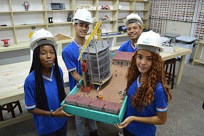 Bahia tem20 mil vagas abertas para cursos técnicos de nível médio de graça