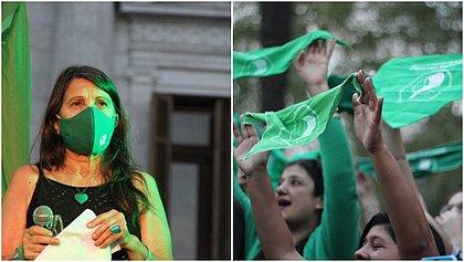 'É uma vitória dos movimentos feministas', diz pesquisadora argentina, sobre legalização do aborto