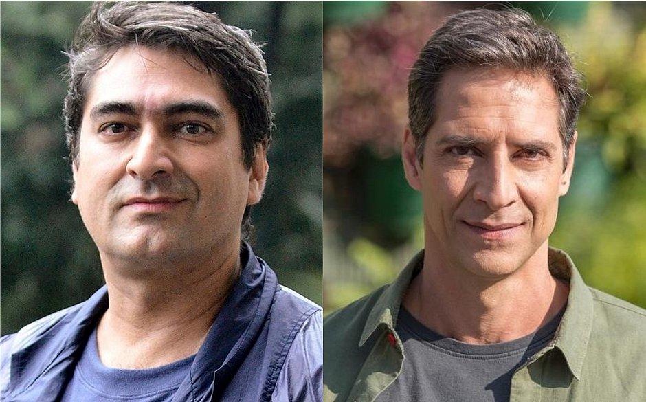 Zeca Camargo e Tom Cavalcante podem substituir Lacombe, que foi afastado na Band