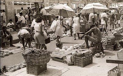 Feira de São Joaquim, 1995.
