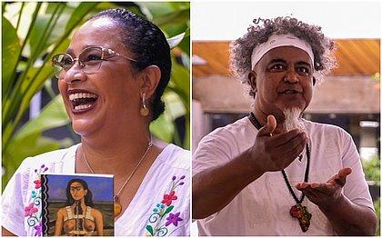 Rita Santana e Nelson Maca