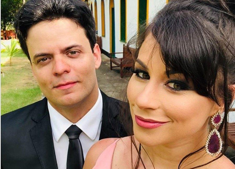 Jéssica Senra se declara para namorado: 'mais incrível do mundo'