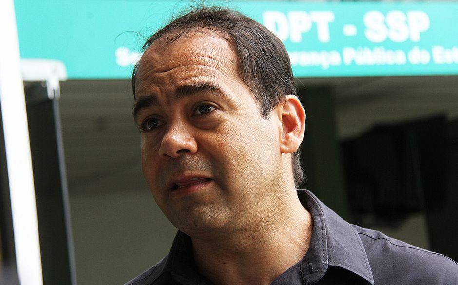 Marcos Maurício está à frente do Sindpoc há 9 anos (Foto: Evandro Veiga/Arquivo CORREIO)