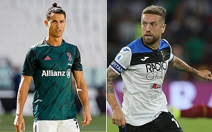 Cristiano Ronaldo foi elogiado por Papu Gómez
