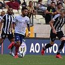 Bahia e Ceará empatam em 2x2 no estádio Castelão, em Fortaleza