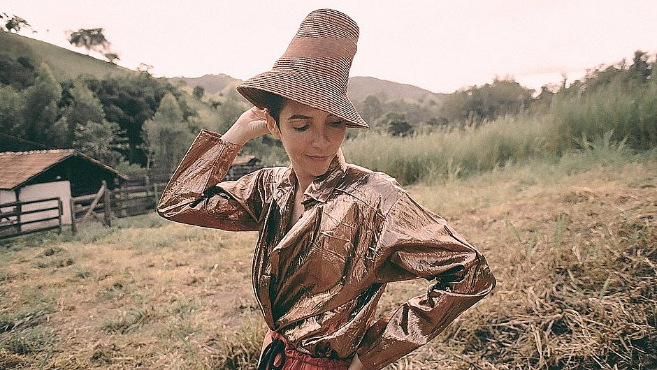 Livia Nery lançou no mês passado o álbum Estranha Melodia