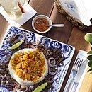O Restaurante da Pousada A Capela, em Arembepe, é um dos preferidos entre os principais chefs de Salvador