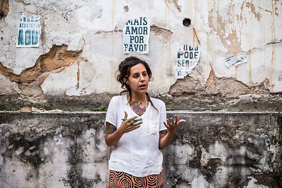 Luana Malheiro acompanhou mulheres durante dois anos e meio