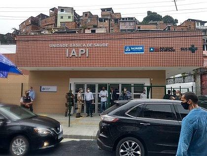 Posto de saúde é inaugurado no Pau Miúdo com capacidade para 460 atendimentos
