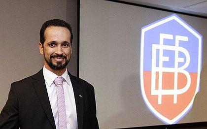 Ricardo Lima, presidente da FBF
