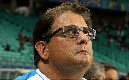 Guto Ferreira é dúvida para o jogo contra o Botafogo-PB
