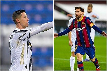 Relembre como foi a última Liga dos Campeões sem Messi e CR7 nas quartas de final