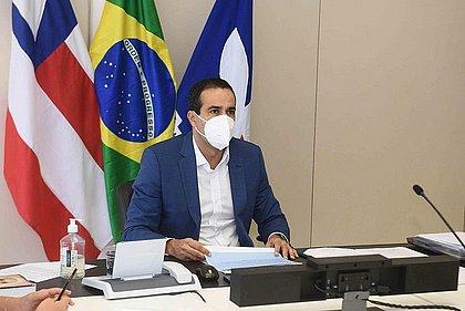 O prefeito Bruno Reis apresentou os detalhes da proposta