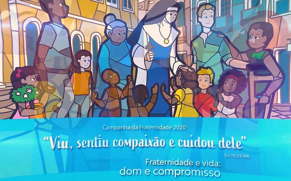 Católicos conhecem tema de campanha de 2020: 'Fraternidade e vida'