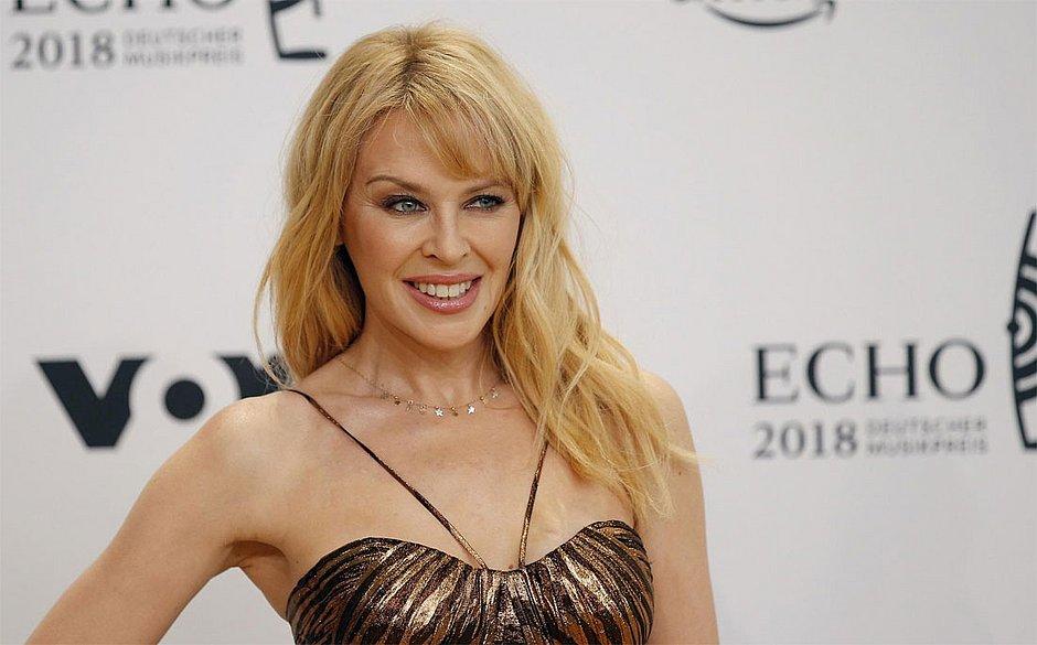 Kylie Minogue será headliner de festival que acontece em SP