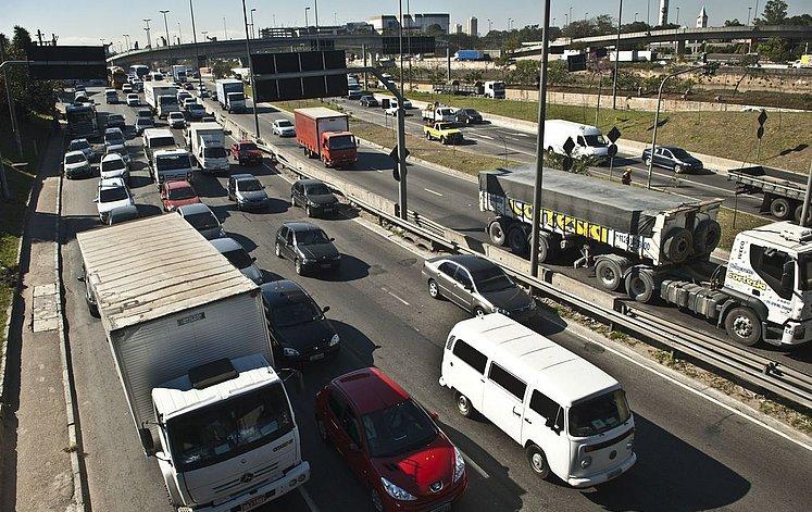 acidentes rodovias
