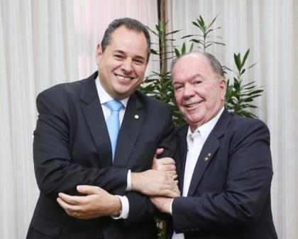 Ex-presidente da Alba, Nelson Leal assume a SDE e o vice-governador João Leão assume a Seplan