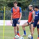 Conti e Rossi estão entre os jogadores que vão ser avaliados pelo Bahia durante a semana