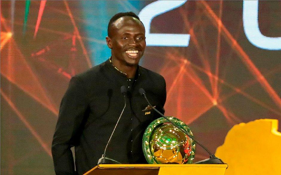 Mané, do Liverpool, é eleito o melhor jogador africano de 2019