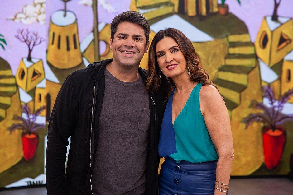 Lair Rennó se despede da Globo: 'Momento de dizer até breve'