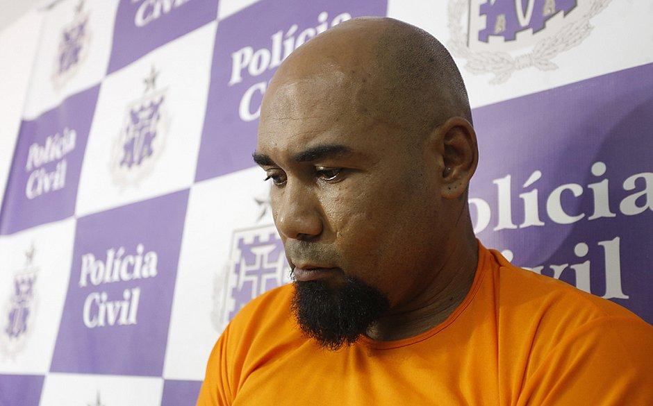 'Intolerante e agressivo', diz delegada sobre barbeiro que matou mestre de capoeira
