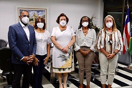 Prefeita de Cachoeira vai ao MP pedir apoio para agilizar investigação sobre ameaças