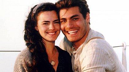 Ana Paula e Thiago faziam Juliana e Mateu em Terra Nostra