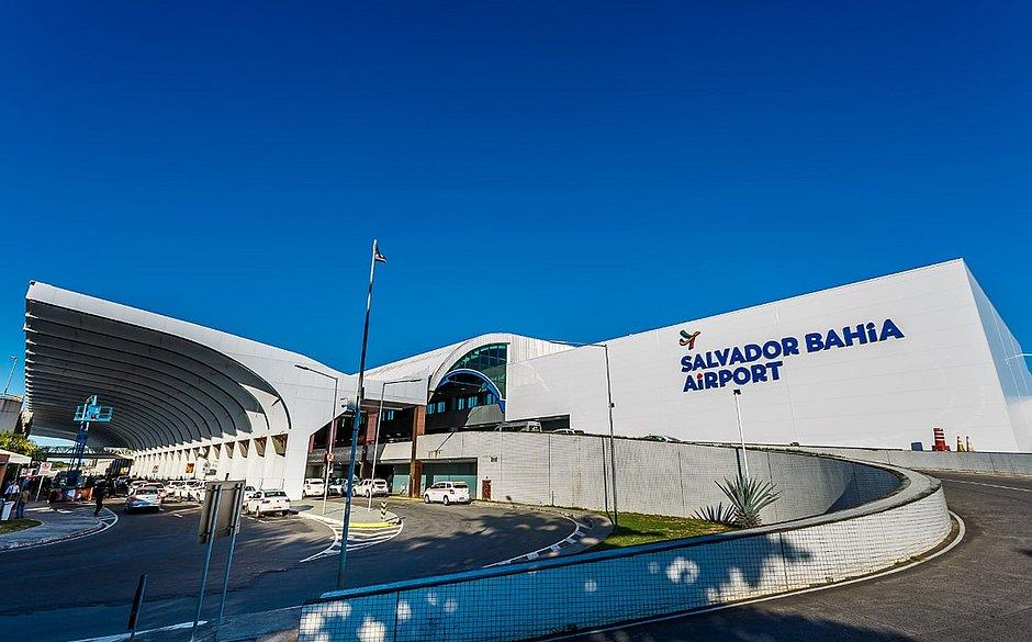 Aeroporto de Salvador recebe prêmio por ações ambientais
