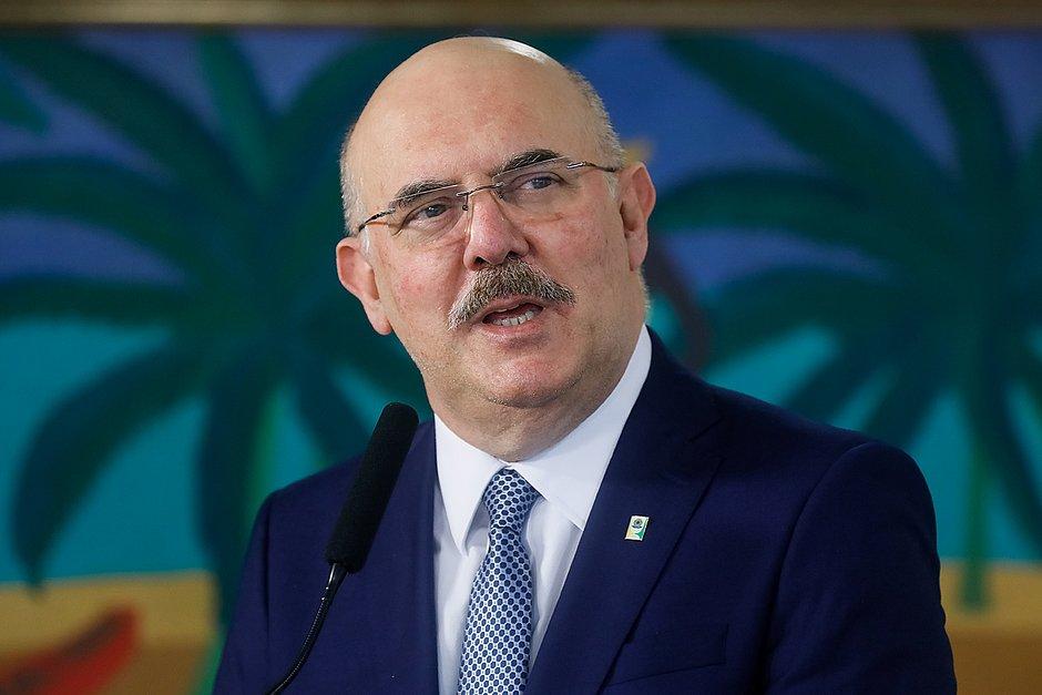 PGR pede ao STF inquérito contra ministro da Educação por homofobia