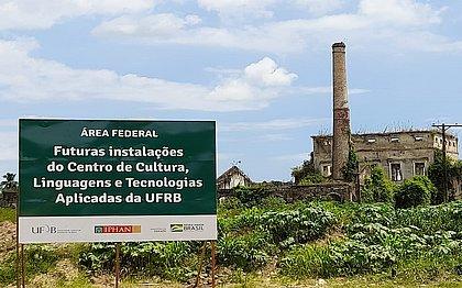 Após disputa, UFRB lança pedra fundamental do campus em Santo Amaro