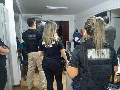 Esposa e advogada de empresário são presas pela operação Marca-Passo