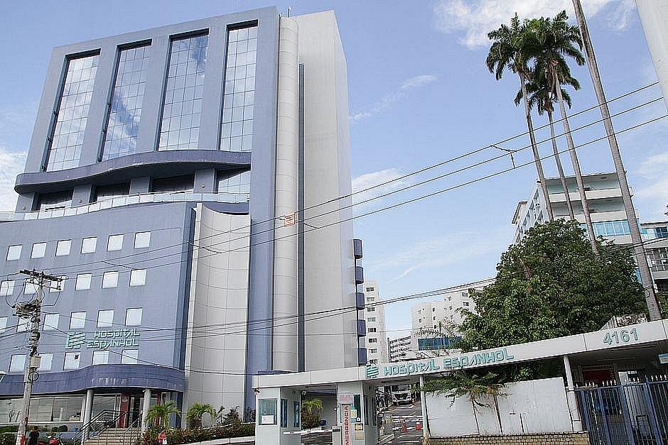 Hospital Espanhol inicia funcionamento neste fim de semana, anuncia governador
