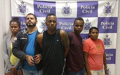 Presa quadrilha que fornecia carros roubados e blindados para assaltantes de banco