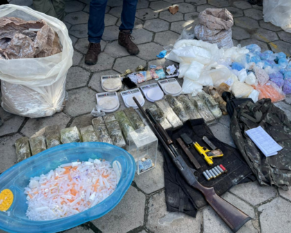 PM apreende 100kg de cocaína em ação contra assalto a bancos em Salvador