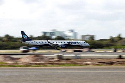 Novos voos: Bahia terá oito novas rotas operadas pela Azul